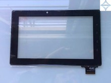 7'' inch Touch Screen Digitizer glass panel DPT-GROUP 300-N3690B-A00-V1.0 300-N3690B-A00 for Freeland PD10 PD20 300-N3690B