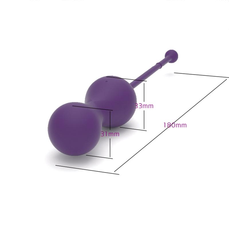 Magic Motion Smart phone APP control Kegel ball Vaginal ball tight training exercise Vibrator massage Geisha ball for Women hot 7