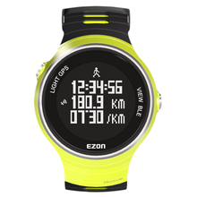 Top Selling Original EZON GPS Intelligent Sports Running Digital Watch Call Reminder GPS Track Satellite Ranging Smart Watch(China)