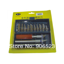 free shipping 13 in 1 multi functional chisel knife wallpaper cutter carving combination(China)