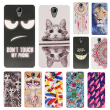 Phone Cases For Lenovo Phab 2 Cover Colored drawing Pattern Soft Silicone TPU Protective Back Cover For Lenovo Phab2 Case Fundas