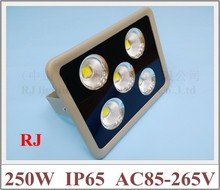 new style with cup shape reflector LED flood light floodlight spot light lamp 250W (5*50W) AC85-265V 20000lm CE