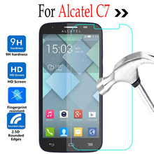 Tempered Glass For ALCATEL One Touch Pop 5.0inch Screen Protector Film For Alcatel C7 7040D 7041X 7041D 7040A 7040F 7040E