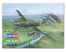 Hobby Boss 1/48 scale aircraft models 80370 Messers Mitter Me262A-1a / U1 Fighter *(China)