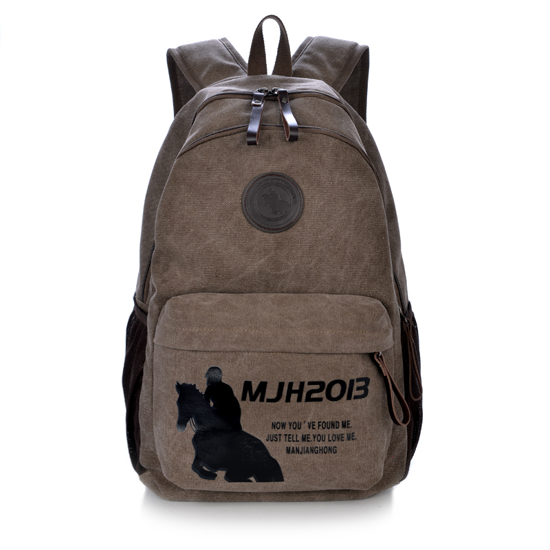 New Hot Brand Canvas Backpack Bag For Laptop 14,15 inch,Travel, Business,Office Worker Bag, School Pack.Free Drop Shipping 1166<br><br>Aliexpress