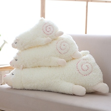 Buy 30cm Children Plush Toys Sheep Doll Kids Birthday Gift Cushion Pillow Cute Kawaii Sheep Animal Soft PP Cotton Stuffed Plush Toys for $7.60 in AliExpress store