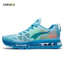 ONEMIX 2017 Free athletic breathe racer Men's Women's Sneaker Training Sport speed wholesale Running air shoes 1118(China)