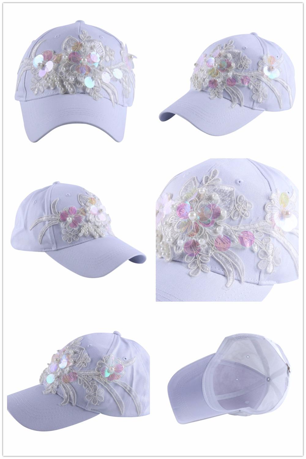 High Quality WOMEN brand baseball cap new fashion rhinestone crystal denim snapback caps wholesale woman hip hop snapbacks hats 8