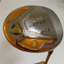 Golf Fairway Woods Honma Beres S-03 4Star Golf Driver Sets Irons putter wedge hybrid utility bag M2 G30 G400 917D2 917F2(China)