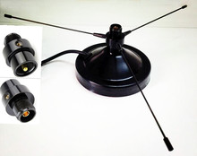 RE-02 Mobile Antenna Ground UHF-F 10-1300MHz For Car Radio for KENWOOD MOTOROLA YAESU ICOM Two Way Radio(China)