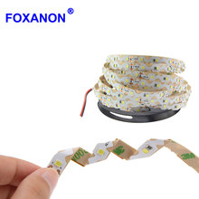 5m LED Strip 2835 12V 300 leds S Shape Signages Channel Light Strip Bendable billboard lamps Replace LED Module  Luminous words