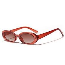4f336adf74012 O Projeto da forma Oval Óculos de Sol Dos Homens Das Mulheres Óculos de Sol  Do Vintage Clássico Retro Gafas oculos de sol Femini.