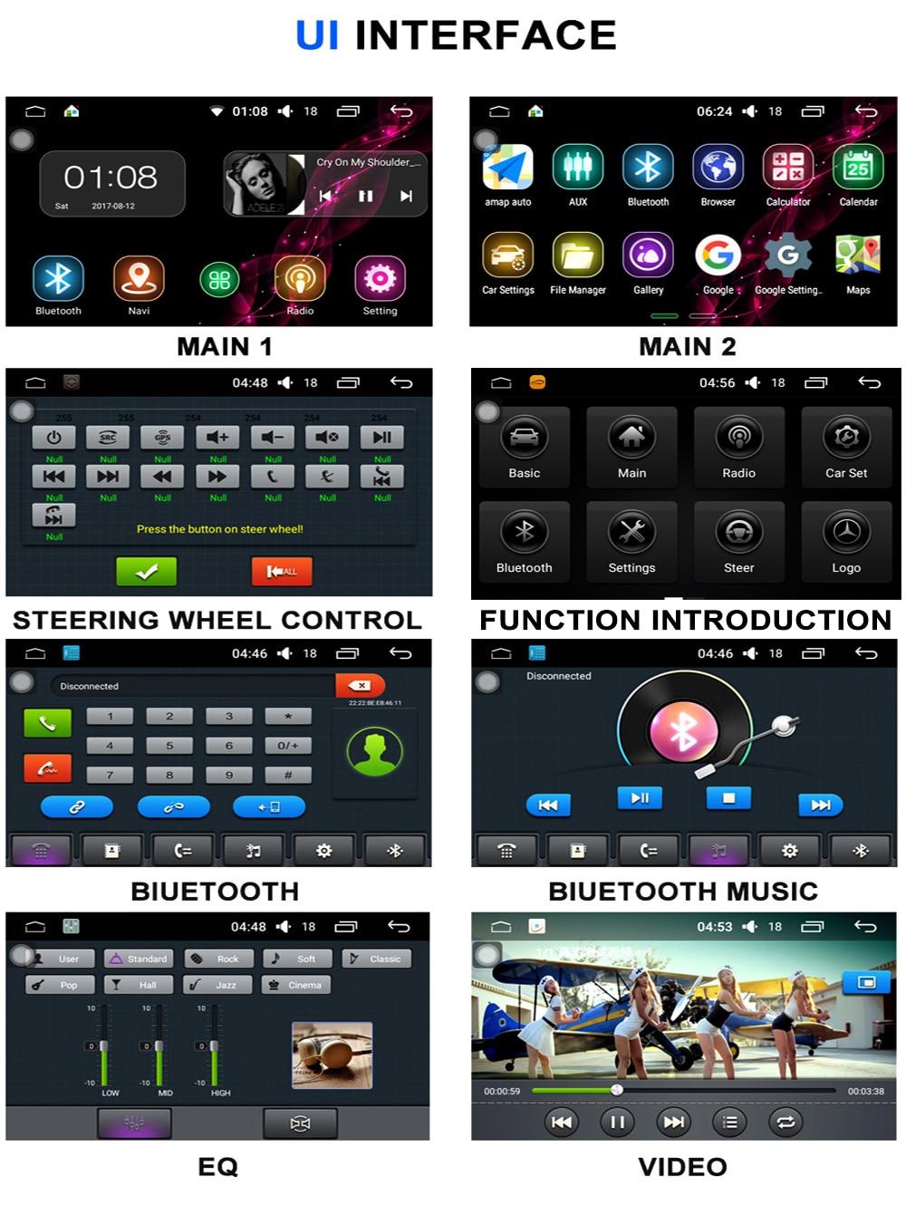 Octa core 2 Android 6.0 DVD Kia Cerato K3 2013 2014 2015