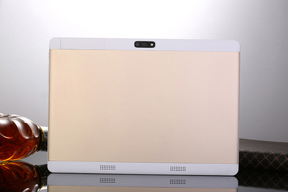tablets pad pc 10.1 inch gold back
