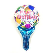 Cartoon Happy Birthday Foil Inflatable Balloons Birthday Party Wedding Decorations House Ornament Kids toys