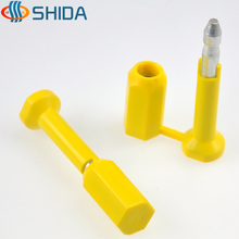 Free shipping 10 pcs/lot High Security Containers Steel Bolt Seal lock TSS-D(China)