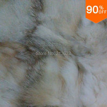 special price Luxury Fabric Style 4 material stuff leather fox real fur cheap good quality Garment Textile accessories free ship