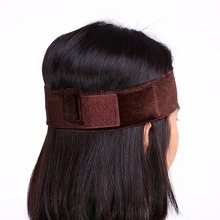 1pcs hair accessories for women haar accessoires headband Adjustable Velvet Wig Grip Hair Band Headband Wiggery Accessery