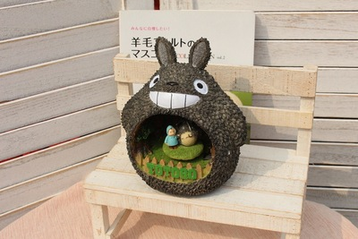 Studio Ghibli My Neighbor TOTORO Resin Music Box Japanese Anime Action Figure Miyazaki Hayao TOTORO figure Kids Toys Model doll<br><br>Aliexpress
