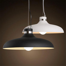 Modern Industrial D40cm pendant lights Nordic art designer hanglamp dining table lamp office restaurant large pendant lampe loft