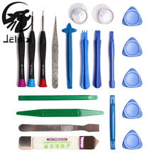 Buy Jelbo 20 1 Tweezers Mobile Phone Repair Tools Set Pry Opening Tool Kit Screwdriver iPhone iPad Cell Phone Hand Tools for $4.24 in AliExpress store