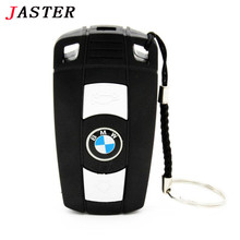 JASTER New BMW Car Key USB Flash Drive pendrive 4GB 8GB 16GB 32GB 64GB USB 2.0 Pen drive memory Card U disk Memory Stick