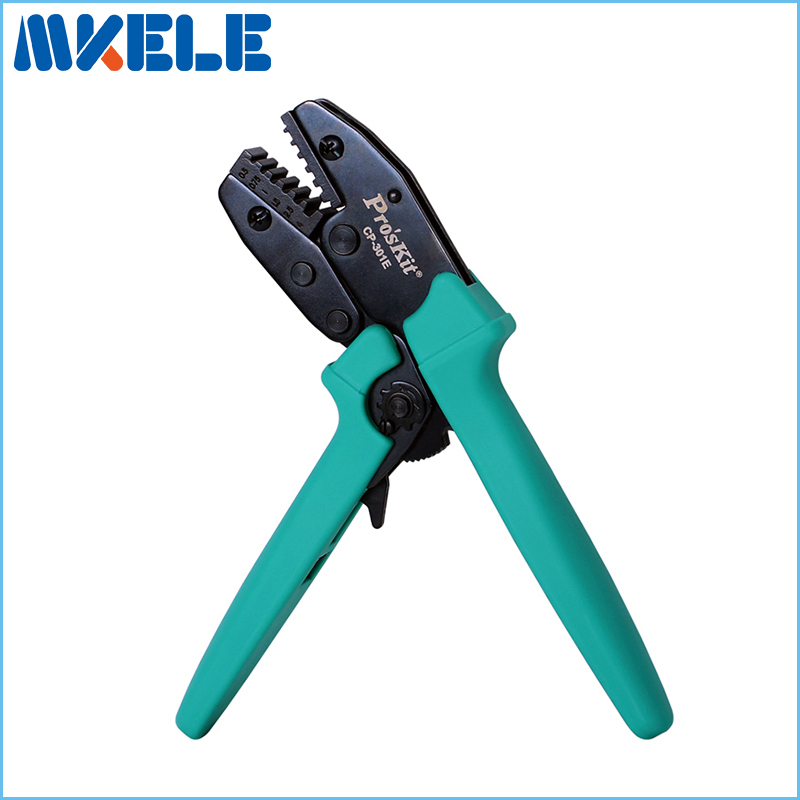 Ratchet CP-301E Europe Terminal Crimping Tool Crimping Pliers Imported Electronic Terminals Ratchet Crimping (0.5 ~ 4.0mm2)<br>