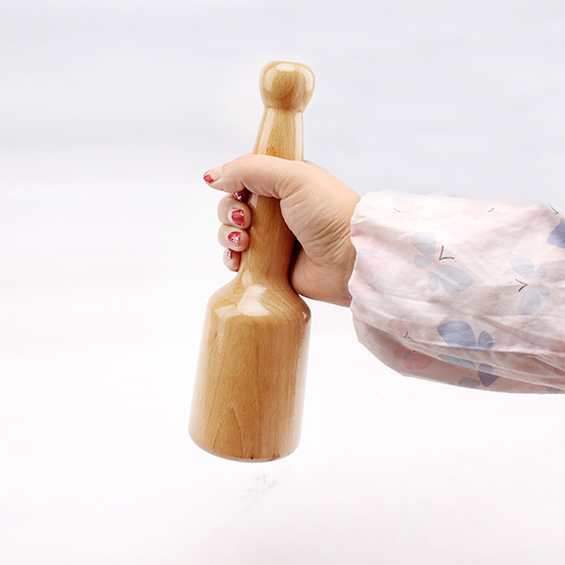 Round Turned Beech Wood Carver/'s Mallet Hammer Ideal For Cabinetwork And Joinery