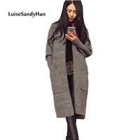 2016-Women-Winter-Cardigans-Knitting-Patterns-Sweater-V-Neck-Long-Sleeve-Loose-Wool-Warm-Sweater-Women