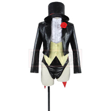 Justice League Zatanna Cosplay Costume Tailor made Any Size(China)