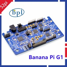 Stock! - Banana Pi G1 Gateway BPI-G1 Smart Home Control Center on-board WiFi Bluetooth Zigbee Open-source development board 52pi Technology Co., Ltd store