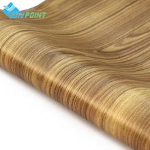 5m old furniture decorative stickers pvc wood self adhesive film waterproof fabric vinyl wall stickers for kitchen wardrobe door