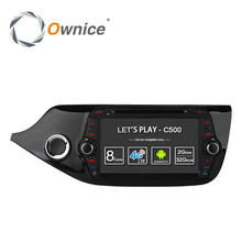 Ownice C500 4G SIM LTE Octa 8 Core  Android 6.0 For Kia CEED 2013-2015 Car DVD Player GPS Navi Radio WIFI 4G BT 2GB RAM 32G ROM
