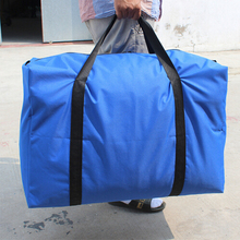 Luggage Bag Large Thick Waterproof Oxford Bags Aviation Duffel Bag Huge Snakeskin Nylon Travel Bag Wholesale Promotion