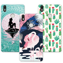 For BQ Aquaris X / Aquaris X Pro Case Cover Mermaid Protective Coque For BQ X Soft Slicone Capa For BQ X Pro Smart Phone Cases