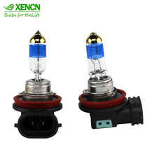 XENCN H11 Teleeye Intense Light Car Bulbs Replace Upgrade 12V 70W Fog Halogen Lamp for Saturn Jeep Cadillac GMC Buick