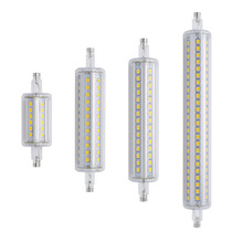 R7s Dimmable Led 25W 118mm 360 degree 15W 78mm lampadas led bulb 30W 135mm 40W 189mm replace halogen lamp