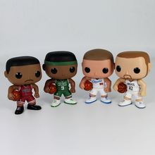 Funko POP NBA Black Griffin Derrick Rose Rajon Rondo Kevin Love Figure Basketball SuperStar Player Collection Model Toy for Fans