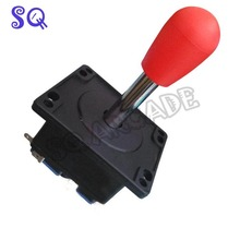 Spanish style joystick with microswitch for arcade game machine parts operated as an 8 way with 4 microswitches(China)
