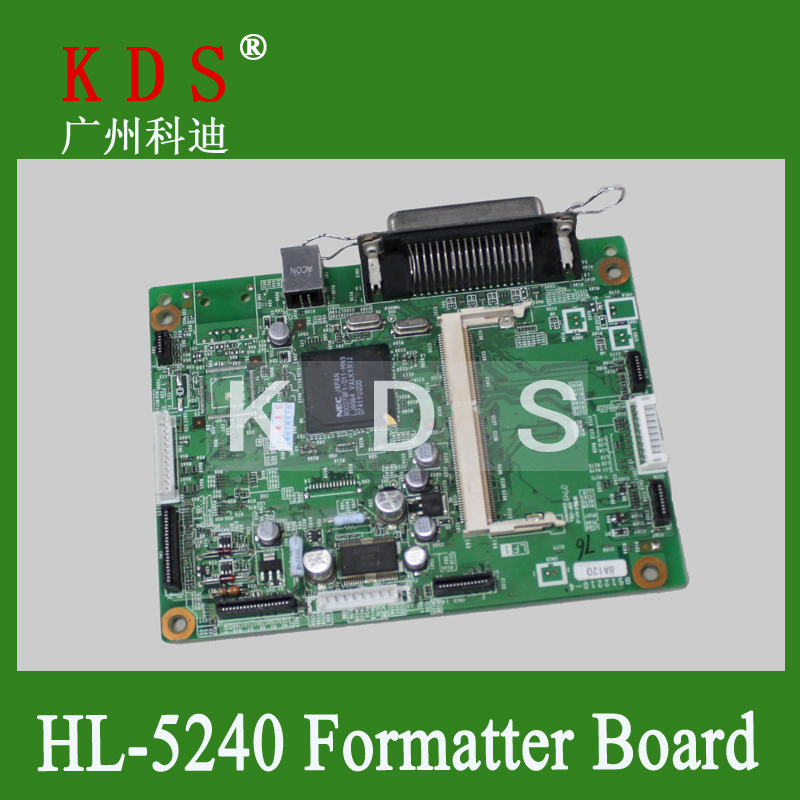 1 pcs/lot printer spare parts for brother HL5240  laserjet parts Main board in china<br><br>Aliexpress