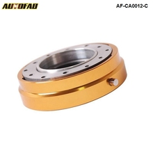 AUTOFAB - Hot Selling Thin Version Steering Wheel Quick Release For Honda Civic Accord S2000 Prelude CRX AF-CA0012-C(China)