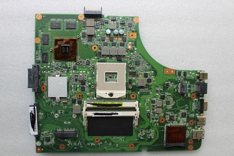 Original new laptop motherboard for asus K53SV REV:3.1 USB3.0 HM65 GT540M 1G 60-N3GMB1B00-B02 mainboard<br>