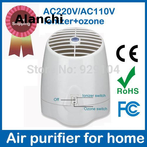 air purifier air cleaner 220v 110v for home office hospital hotel aroma diffuser ultrasonicionizer ozone filter aromatizador<br>