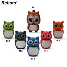 OWL USB Flash Drive 4GB 8GB 16GB Pen Drive 32GB 64GB Memory Stick Cartoon Bird Creative Flash Memory Pendrive(China)