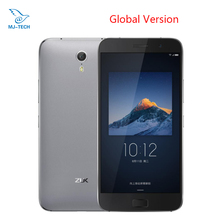 Global Version Lenovo ZUK Z1 Z1221 5.5 INCH  Snapdragon 801 Fingerprint 3GB 64GB 1080P 4100mAh 13.0MP 3G 64G Mobile Phone
