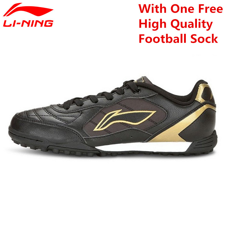 Li-Ning Soccer Shoes for Men and Women Training Sports Futbol Boots TF Support Sneakers Li Ning ASTG005 chuteira futebol L639<br>
