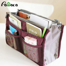 Make up Box/bag Suitcase Pouch Zebra Handbag Organizer Toiletry Kits Travel Necessaire Women Neceser Cosmetic Bag Vanity Case