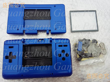 3Colors Housing free shipping for NDS Housing Case shell Complete parts for Nintendo DS
