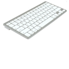 Wireless Bluetooth Keyboard for iPad/iPhone 4.0 OS/Android/Window Mobile/Symbian Smartphone/MAC/PC (Apple Style keyboard)