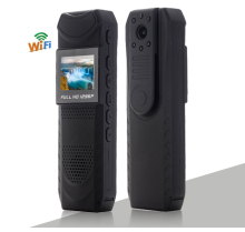 FUll HD 1296P bodyworn pen camera recorder with Night Vision mini Camera wifi WiFi